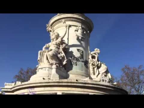 LC video: Place de la Republique