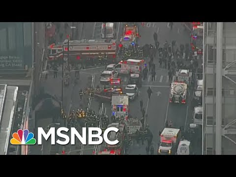 Download Youtube: Former NYPD Commissioner Bill Bratton: NYC Suspect Inspired By ISIS | Morning Joe | MSNBC