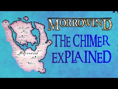 Download Youtube: Morrowind Lore: The Chimer and Dunmer EXPLAINED [Elder Scrolls History l Skyrim]
