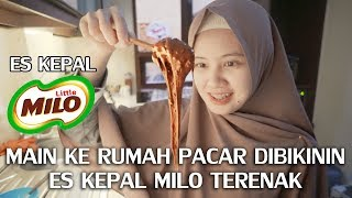 Download Video MAIN KE RUMAH PACAR DIBIKININ ES KEPAL MILO TERENAK MP3 3GP MP4