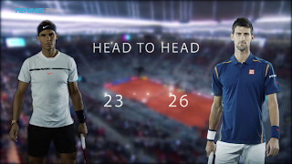 Djokovic And Nadal Ready For 50th Battle Madrid 2017