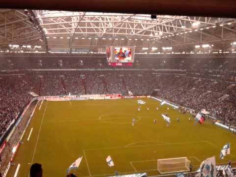 Schalke 04   Ebbe Ebbe Sand Original