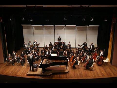 Orquestra Filarmônica do Projeto Jovens Músicos convida pianista Luis Rabello