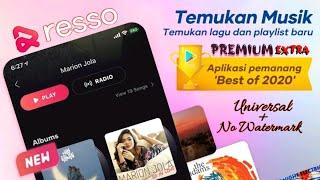 Resso Music v1.48.1 - Musik, Lirik dan Radio screenshot 2
