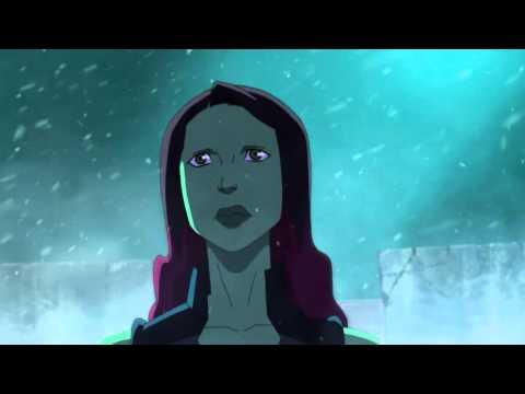 Galaksinin Koruyucuları - Gamora 1.Bölüm