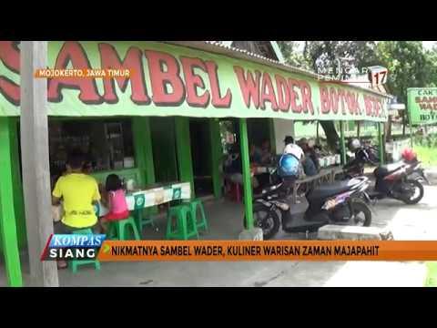 Ikan Wader Sambel Colek, Sensasi Kuliner Kerajaan Majapahit