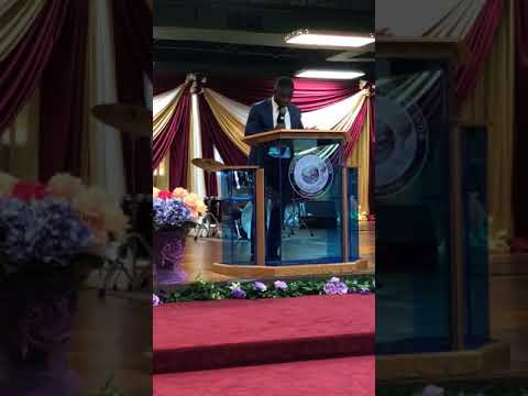 Emmanuel Preaches