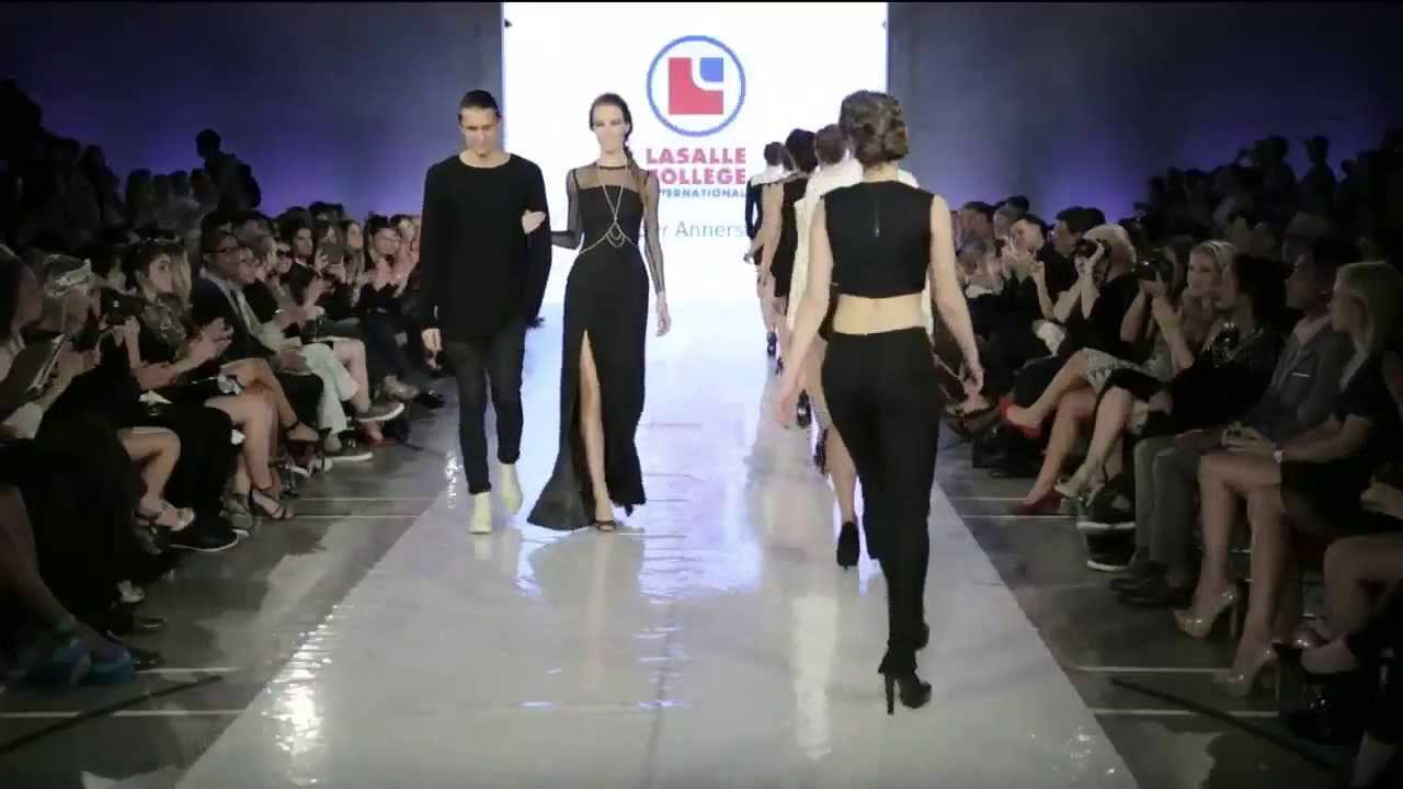Lasalle College Vancouver Students Presenting At Vancouver Fashion Week September 2013 Youtube