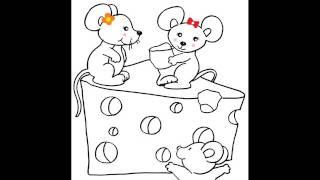 """Narración del cuento tradicional japonés """"Las hijas que se convirtieron en ratones"""""""
