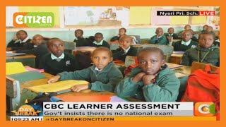 |DAY BREAK| CBC learner assessment|