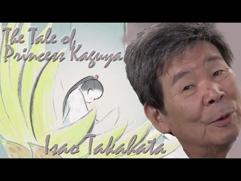 DP30 @ TIFF '14: Isao Takahata, The Tale of Princess Kaguya