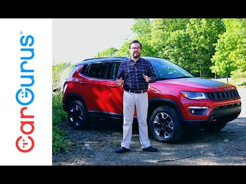 2017 Jeep Compass Cargurus Test Drive Review Youtube