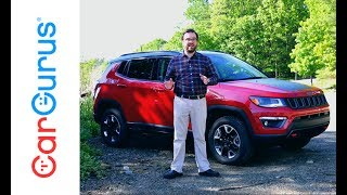 2017 Jeep Compass | CarGurus Test Drive Review