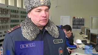 2017-02-10 г. Брест. Учения МЧС.  Новости на Буг-ТВ.