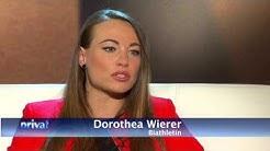 Privat mit Dorothea Wierer