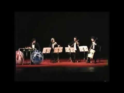 Cuarteto Opus 44 · Humor Dulce Hogar · Les Luthiers