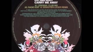 Chris Lake feat. Emma Hewitt - Carry Me Away (Original Club Mix) [2007]