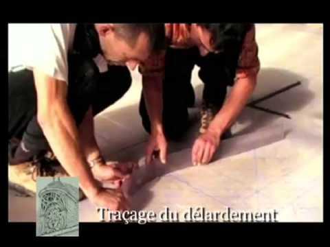 La tradition du tracé dans la charpente française