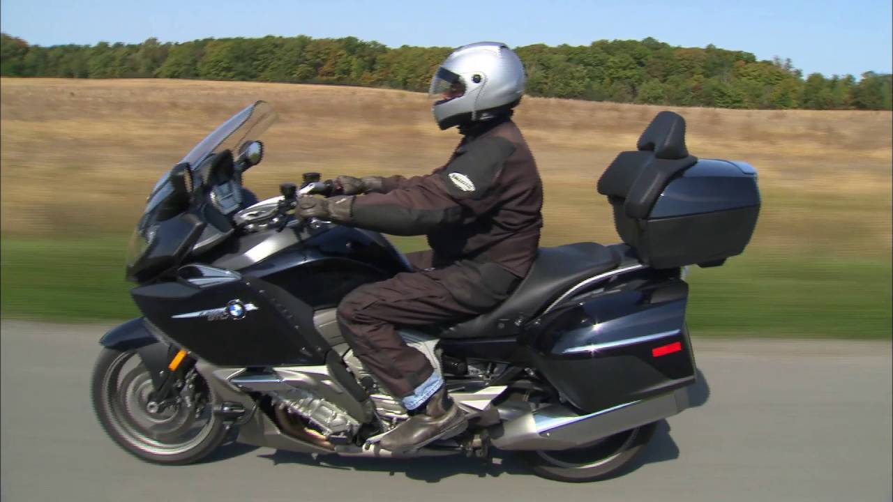 bmw k1600 gtl motorcycle experience road test 2012 youtube. Black Bedroom Furniture Sets. Home Design Ideas