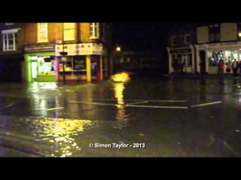 Flooding - Boston, Lincolnshire (UK) - 05/12/13
