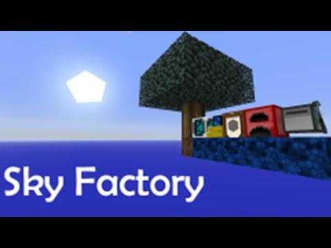 Sky Factory 2: AUTO SIEVE! Ep. 6 (Sky Factory 2 Beta)