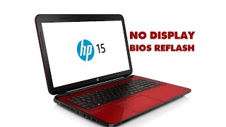 HP 15 No Power No Display Motherboard Repair