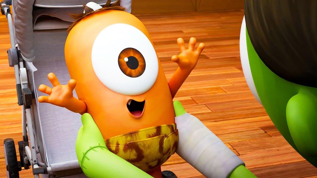 Download Baby Kebi | NEW Season 4! | Spookiz | Cartoons for Kids