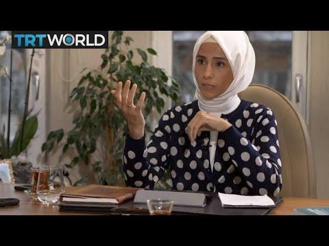 Let's Talk: Interview with Sumeyye Erdogan Bayraktar