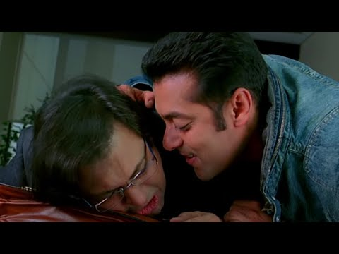 Salman Khan Bollywood's love Guru's | Best Comedy Scenes | Partner