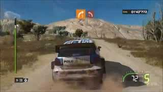 WRC 5 FIA World Rally Championship Gameplay (PC HD) [1080p60FPS]