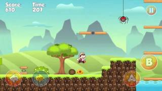 Andy's Adventures for Android - enemies and obstacles demo !!!