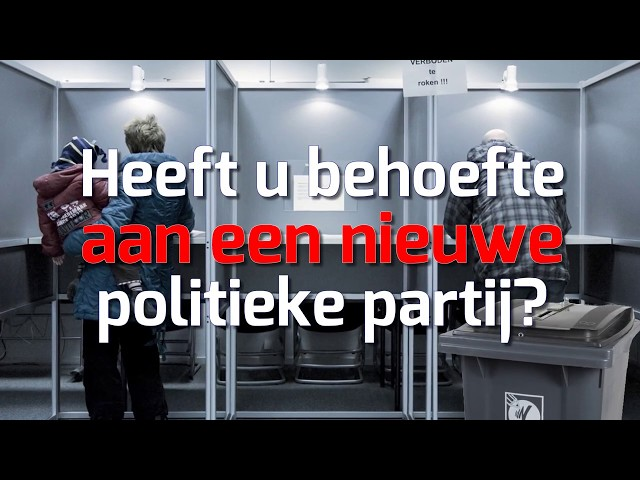 Campagne Nieuwe partij