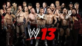WWE 13 Photo Gallery Attitude Era Walkthrough