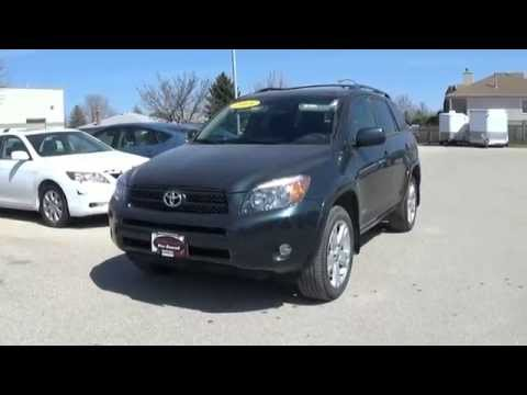 2008 Toyota Rav4 Sport Review, Start up and Walkaround