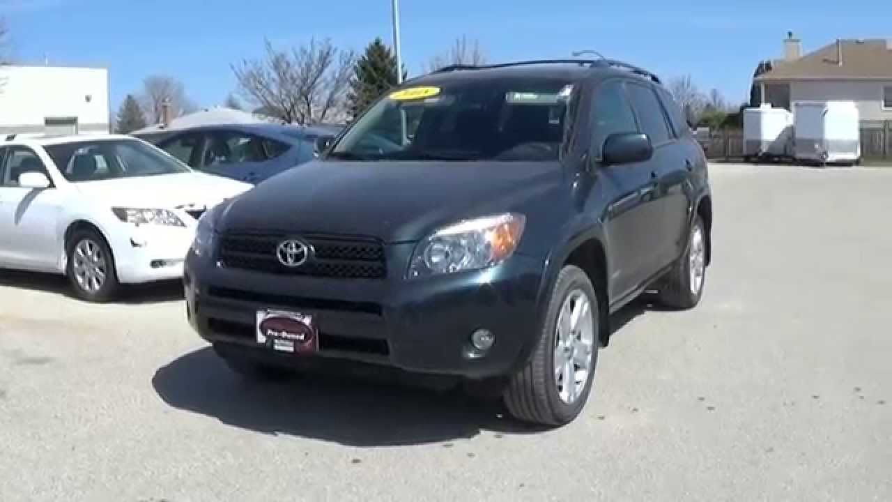 2008 toyota rav4 review 2008 toyota rav4 reviews specs and prices cars car and driver car. Black Bedroom Furniture Sets. Home Design Ideas