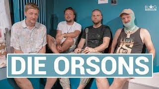 Die Orsons im Interview - Grille, Microparty, Dear Mozart (2019)
