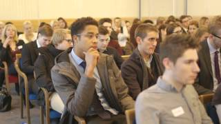 Student Conference: EU Law Foundations -- The Institutional Functioning of the EU