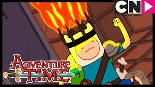 Время приключений | тайное подземелье | Cartoon Network