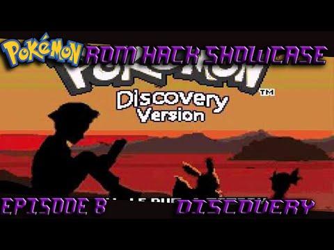 Pokemon Rom Hack Showcase Episode 8: Pokemon Discovery