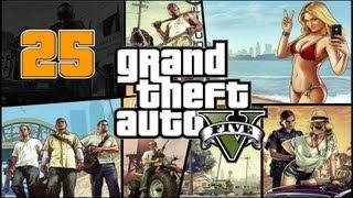 Прохождение Grand Theft Auto V (GTA 5) — Часть 25: Фуникулер / Честная игра