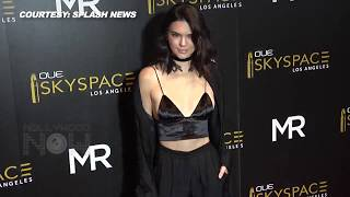 Kendall Jenner MAKING OUT With Gigi - Bella Hadid's Brother Anwar Hadid
