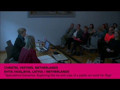 Ch.Vesters, E.Vasiļjeva: Exploring the ins and outs of a public art work for Riga