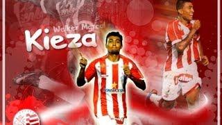 Todos os Gols de Kieza 2012