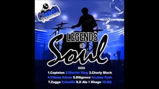 LEGENDS OF SOUL RIDDIM (MIX 2015) CRAWBA PRODUCTIONS