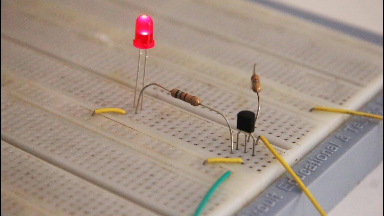 Blinking Led Circuits