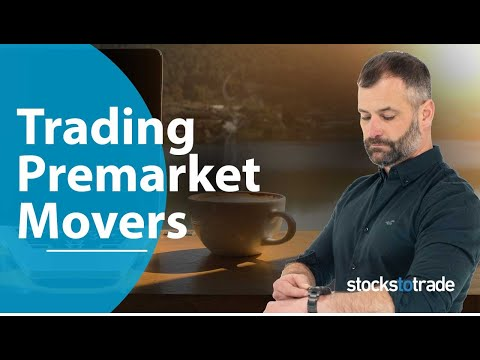 Should You Trade Stocks Before Market Opens (Premarket Movers)?