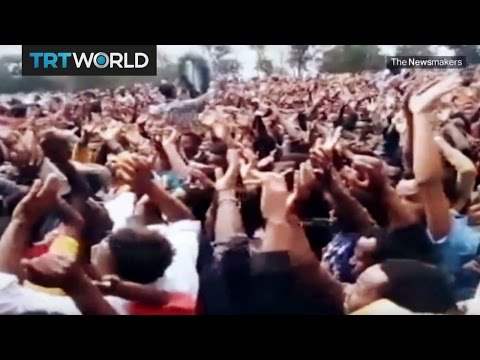 The Newsmakers: Ethiopia's State of Emergency
