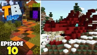 Truly Bedrock Episode 10! Designing The VILLAGE City! Minecraft Bedrock Survival Let's Play!