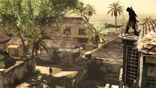 DLC Крик свободы Трейлер выхода | Assassin's Creed 4 Черный Флаг [RU]