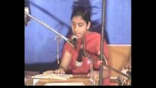 Saswati Satpathi Live Rabindrasangeet Song 71th Death Anniversary of Rabindranath Tagore .avi